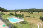 Renovated barn on 3600m2 of garden with pool and views Ref # MPLS1006 image 19