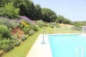Renovated barn on 3600m2 of garden with pool and views Ref # MPLS1006 image 21