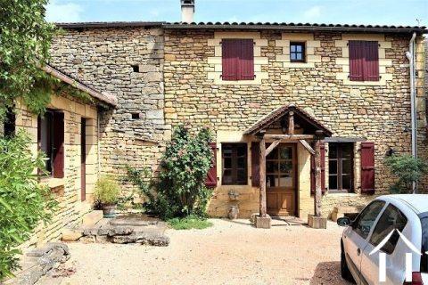 Impressive house 'en pierre' with chambres d'hôtes plus 2 gites Ref # MPLS1013 Main picture