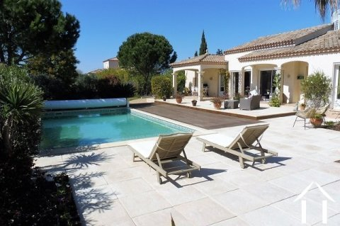 Immaculate house close to Pézenas Ref # MPMLP477 Main picture