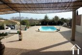 Lovely villa with a swimming pool, open views Ref # MPMLP478 image 13