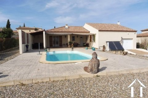 Lovely villa with a swimming pool, open views Ref # MPMLP478 Main picture