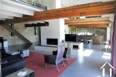 Renovation & design, modernist interior in a character barn Ref # MPMLP480 image 3