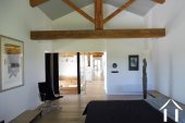 Renovation & design, modernist interior in a character barn Ref # MPMLP480 image 29