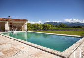 Great Provençal villa with swimmin pool, garden and beautiful views on the pyrenées. Ref # MPOA1850 image 5