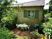 Stone house with garden and a beautiful views to the Pyrenees Ref # MPOA1851 image 27