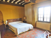 A large, 18th century, 3 bedroom, village house with a separate 2 bedroom apartment, large garden and off road parking.  Ref # MPOP0001 image 19