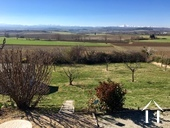Luxury villa (187m2) with views of the Pyrenees, pool and 2,600m2 of land Ref # MPOP0055 image 2