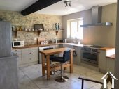 Beautifully renovated 3-bedroom stone house (194m2) with garden, swimming pool and views of the Pyrenees Ref # MPOP0057 image 4