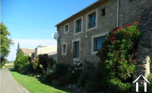 Beautifully renovated 3-bedroom stone house (194m2) with garden, swimming pool and views of the Pyrenees Ref # MPOP0057 image 20