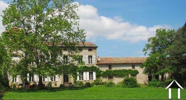 19th Century Manor house near Carcassonne Ref # MPOP0064 image 7