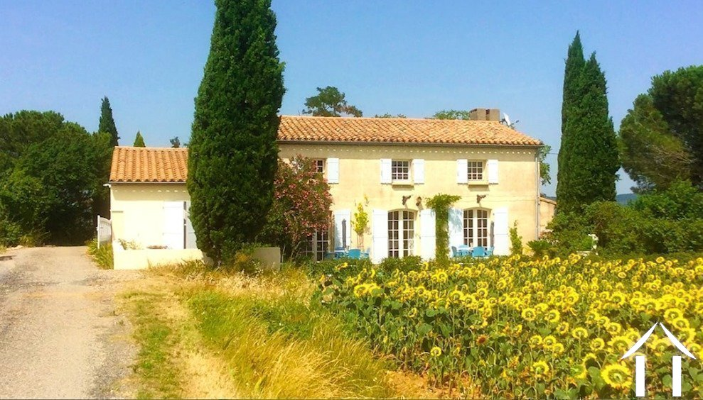 Beautifully renovated 19th century windmill (244m2) with guest house, swimming pool and 1.82 hectares of grounds with panoramic views. Ref # MPOP0066 image 12