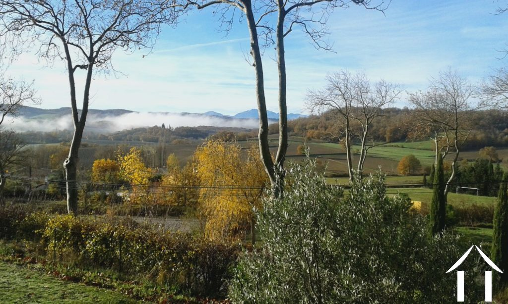 Beautiful 4 bedroom home (185m2) with pool, garage, carport, gardens (2,500m2) and incredible views of the Pyrenees Ref # MPOP0068 image 28