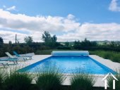 Beautiful 4 bedroom home (185m2) with pool, garage, carport, gardens (2,500m2) and incredible views of the Pyrenees Ref # MPOP0068 image 3