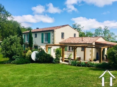 Beautiful 4 bedroom home (185m2) with pool, garage, carport, gardens (2,500m2) and incredible views of the Pyrenees Ref # MPOP0068 Main picture