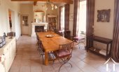 Spacious French farmhouse (450m2) consisting of 2 adjoining houses on 24,400m2 of land and heated swimming pool Ref # MPOP0072 image 13