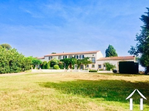 Beautiful house with gite in great location and amazing views! Ref # MPOP0072 Main picture