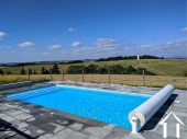 Luxury, architect designed 4 bed home with breath-taking views, pool and over 100,000m2 of land Ref # MPMPOP0080 image 1