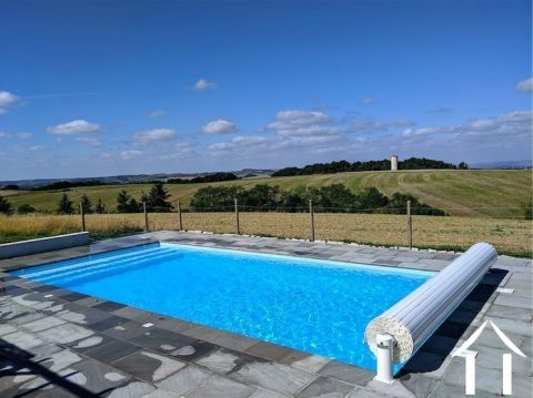 Luxury, architect designed 4 bed home with breath-taking views, pool and over 100,000m2 of land Ref # MPMPOP0080 Main picture