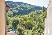Village house 80m2 with garden of approx. 139m2 overlooking a river. Ref # MPP9031 image 1