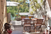 Village house 80m2 with garden of approx. 139m2 overlooking a river. Ref # MPP9031 image 3