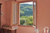 Village house 80m2 with garden of approx. 139m2 overlooking a river. Ref # MPP9031 image 6