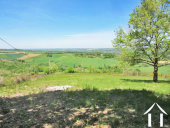 Buidling plot 2 174m2 with marvellous view to the Pyrenees and the valley. Ref # MPP9038 image 3