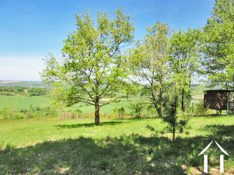 Buidling plot 2 174m2 with marvellous view to the Pyrenees and the valley. Ref # MPP9038 Main picture