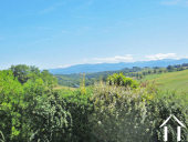 Beautiful building plot of 1 891m2 with magnificent views of the Pyrenees, Ref # MPP9055 image 3
