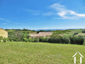 Beautiful building plot of 1 891m2 with magnificent views of the Pyrenees, Ref # MPP9055 image 6