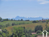 Beautiful building plot of 1 891m2 with magnificent views of the Pyrenees, Ref # MPP9055 image 8
