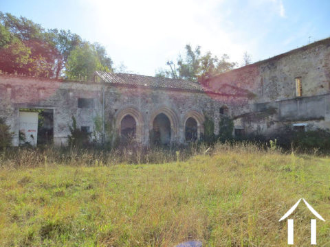 Unique Property comprising ruins of a XIVc monastery on land of 16ha of which 4ha is building land. Ref # MPP9080