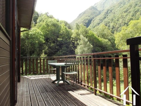 Charming mountain chalet 100m² with garage on 555m² of land Ref # MPPDJ005