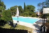In a lovely village about 15km north of Pézenas a stunning B&B complex in an excellent condition. Th Ref # MPPMLP482 image 1