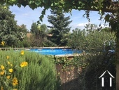 A 4 bedroom house (175m2) spread over one floor with a beautiful established garden (3554m2), a larg Ref # MPPOP0021 image 1