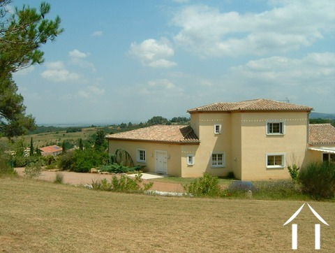 Luxury villa minutes from Carcassonne Ref # MPPOP0024 Main picture