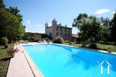 Magnificent 6 bedroom Chateau (445m²) with a separate cottage (150m²), partly renovated cottage (118 Ref # MPPOP0026 image 1