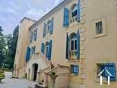 Beautifully renovated chateau, split into 4/5 separate dwellings, 2 houses, an infinity pool, wooden Ref # MPPOP0032 image 1