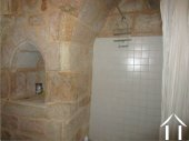 A carefully restored corner of a chateau (180m2) with 4/5 bedrooms and terraced garden (1290m2). Ref # MPPOP0035 image 6