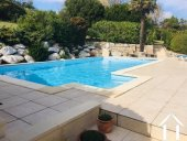 .4 bedroom villa (158m2) with beautiful garden (4400m2) and swimming pool.  Walking distance from a Ref # MPPOP0047 image 10
