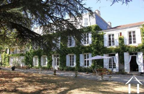 Beautiful 19th château boasting over 30 bedrooms, pool, gite, chapel,  all on 13 ha Ref # MPPOP0059