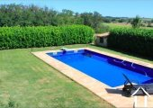 Beautifully renovated farmhouse currently 3 separate dwellings (400m2), pool, large barn (330m2), 29 Ref # MPPOP0060 image 3