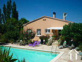 Village house (120m2) with Family Guest Suite and Garden (1440m2) with Swimming Pool Ref # MPPOP0086 image 1