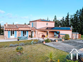 Light and airy, 4 bedroom modern French villa with beautiful views and an energy efficiency rating o Ref # MPPOP0087 image 1