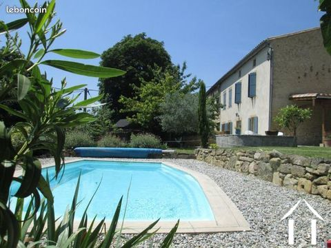 Character House with 6 bedrooms, Pool and Enclosed Gardens Ref # MPPOP0088 Main picture