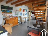 Charming 4/5 bedroom guest house (250m2) with two gites, art gallery/studio, 3 large garages, cellar Ref # MPPop0076 image 10
