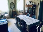 Charming 4/5 bedroom guest house (250m2) with two gites, art gallery/studio, 3 large garages, cellar Ref # MPPop0076 image 3