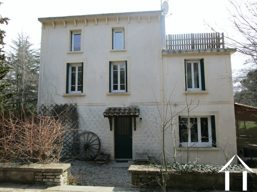 Renovated Watermill with separate apartment Ref # MPOP0011