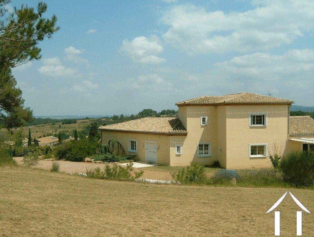 Luxury villa minutes from Carcassonne Ref # MPOP0024