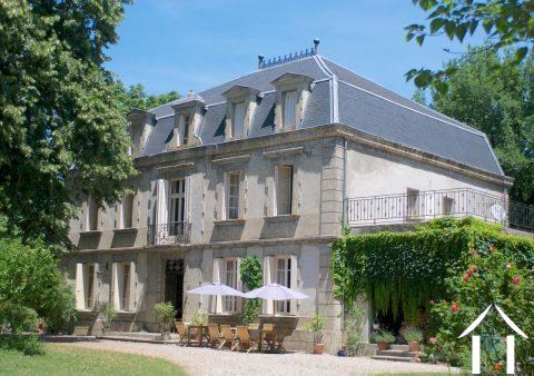 18th Century chateau near Revel Ref # MPOP0074